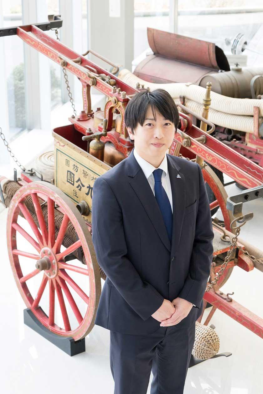 代表取締役社長 吉谷勇一郎
