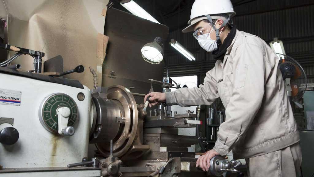 ポンプ製造:製造部 機械グループ